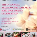 2013 Asian American Heritage Celebration