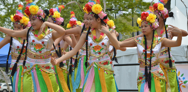 Asian Pacific American Heritage Month Festival