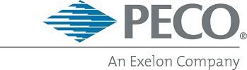 PECO Brandmark CMYK